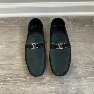 Louis Vuitton Men's Loafers, Limited Edition